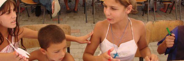 zomerkamp oekraine