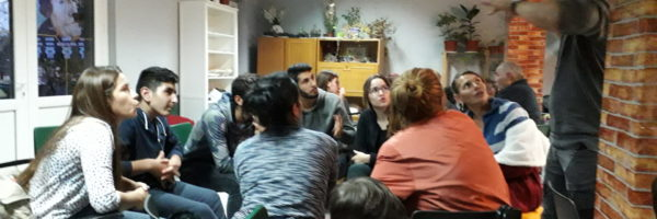 evangelisatie Servië training